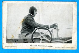 Madd101, Hauvette - Michelin, Antoinette, Lyon - Aviation 1919, Aviateur, Avion, Plane, 12, Non Circulée - Sin Clasificación
