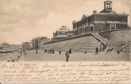 Oostende- Ostende-Le Chalet Royal (1903) - Oostende
