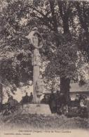 88) CHATENOIS (Vosges)  Croix Du Vieux Cimetière - (animée) - Chatenois