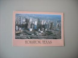 ETATS UNIS TX TEXAS HOUSTON AERIAL VIEW OF DOWNTOWN - Houston