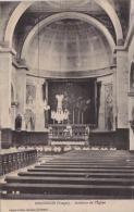 88) CHATENOIS (Vosges)   Intérieur De L ' Eglise - Chatenois