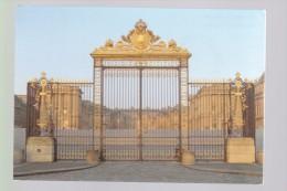 Republique Française Congrès Du Parlement Versailles Grille D'honneur - Versailles