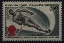 N° 1395 - X X - ( F 526 ) - ( Championnats Du Monde De Ski Nautique - Vichy ) - France