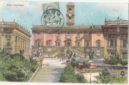 ROMA  Campidoglio PLI - Roma