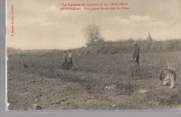 XAFFEVILLERS . Une Grande Tombe Près Du Village . - France