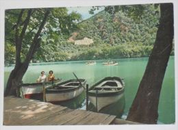 POTENZA - Monticchio - Lago piccolo - Scorcio panoramico - 1966