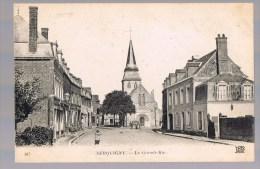 SERQUIGNY . La Grande Rue . - Serquigny