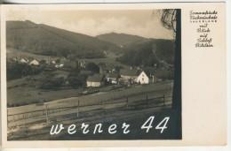 Kirchveischede V. 1936  Teil-Dorf-Ansicht  (2713) - Siegen