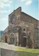 M3079 Tuscania (Viterbo) - Basilica Di Santa Maria Maggiore - La Facciata / Non Viaggiata - Altre Città