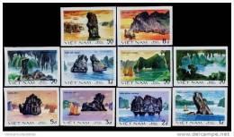 Vietnam Viet Nam MNH Imperf Stamps 1984 : Scenes Of Ha Long Bay (Ms445) - Viêt-Nam