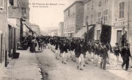 "ST PIERRE DE BOEUF "" Route Nationale"" - Other Municipalities"