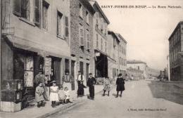 """ST PIERRE DE BOEUF """" La Route De Nationale"""" - Other Municipalities"""