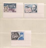 MONACO  ( D16 - 9154 )  1974  N° YVERT ET TELLIER  N° 959/961       N** - Unused Stamps