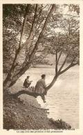 D 63 - SAINT ELOY LES MINES - Bassin De La Bouble - Un Coin Revé Des Pecheurs..  A - Saint Eloy Les Mines