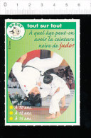 Image-fiche Question-Réponse / Humour Sport Judo  // IM 51/12 - Vecchi Documenti