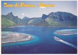BAIE DE VAIARE , MOOREA - Tahiti
