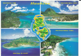 HUAHINE - Polinesia Francesa