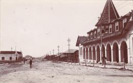 RP; SALINA-CRUZ, Oaxaca, Mexico; Main Street, PU-1910