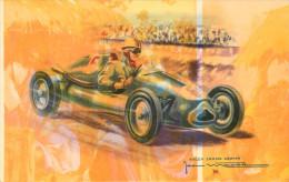 Sports - Sport Automobile - Voitures - Illustrateurs - Illustrateur Jean Massa - Racer 500CM3 Cooper - Bon état - Motorsport