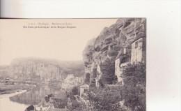CPA -  Dordogne -environs De Sarlat - COIN PITTORESQUE DE LA ROQUE-GAGEAC - Sarlat La Caneda