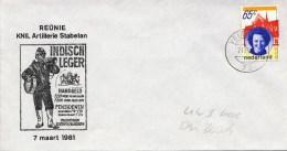 Veldpost - KNIL (1981) - Periode 1980-... (Beatrix)
