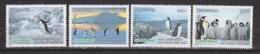 Greenpeace 1997 Mongolia 4v Penguins   ** Mnh (22597) - Poolshepen & Ijsbrekers