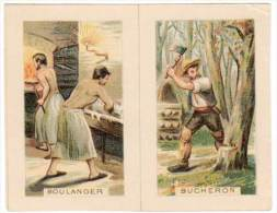Chromo Boulanger / Bucheron - Autres