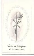 Croyance  - Catholisisme  -  Partie Centrale Avec Canivet Semi Moderne  TTB - Religion & Esotérisme
