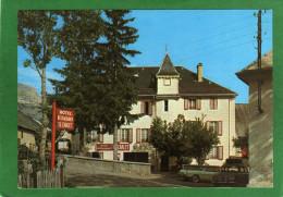38 GRESSE HOTEL RESTAURANT LE CHALET CPM   Année 1966  Voitures D'époque  Renault Caravelle Coupée, Dauphine - Otros Municipios