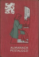 ALMANACH PESTALOZZI - 1950 - Superbe Etat -Agenda De Poche Des Ecoliers Belges - Livres, BD, Revues