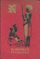 ALMANACH PESTALOZZI - 1953 - Superbe Etat -Agenda De Poche Des Ecoliers Belges - Livres, BD, Revues