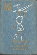 ALMANACH PESTALOZZI - 1955 - Superbe Etat -Agenda De Poche Des Ecoliers Belges - 6-12 Jaar