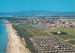 LIVORNO - Rosignano Marittimo - Vada - Panorama Dall´aereo - Campeggio - Livorno