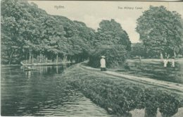 Victoria Series Postcard,  Hythe, The Military Canal, Animated - Other