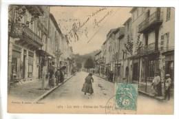 CPA LES ARCS SUR ARGENS (Var) - Boulevard Des Marronniers - Frankreich