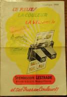 LESTRADE : VINTAGE VUE STEREOSCOPIQUE DE 1954 A 1963     HOLLANDE   N°10  LES TULIPES    (4110) - Visionneuses Stéréoscopiques