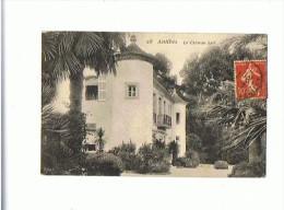 CPA 06 ANTIBES Le Chateau Salé - Antibes