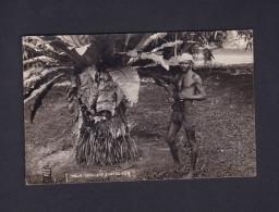 Carte Photo - Asia - Livistona Chinensis - China - Palm Tree Sap Collector ( Recolte Seve Palmier ) - Cartes Postales