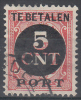 D1764 - Netherlands Postage Due Mi.Nr. 66 O/used - Taxes