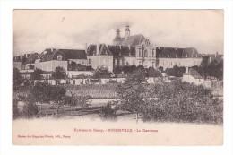 54 Bosserville Environs De Nancy La Chartreuse  Edit Maison Des Magasins Reunis Cachet 1916 - Francia