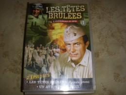 DVD SERIE LES TETES BRULEES 1 - 2 EPISODES Dont EPISODE PILOTE 157mn - Séries Et Programmes TV