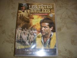 DVD SERIE LES TETES BRULEES 2 - 2 EPISODES La PETITE GUERRE - Le REPROUVE 104mn - Séries Et Programmes TV