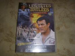 DVD SERIE LES TETES BRULEES 3 - 2 EPISODES Le PRISONNIER - PORTE DISPARU 104mn - Séries Et Programmes TV