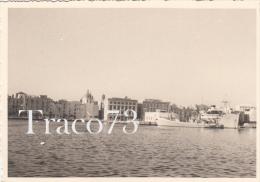TRAPANI - 1961  /  Panorama Dal Matre  - Foto Formato 7 X 10 Cm. _ Ediz. Privata - Lieux