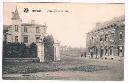 Rhisnes, Chaussée De La Gare - 2 Scans - La Bruyère