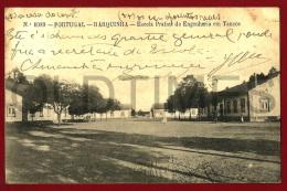 VILA NOVA DA BARQUINHA - TANCOS - ESCOLA PRATICA DE ENGENHARIA - 1910 PC - Santarem