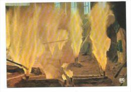 50/ MANCHE... VILLEDIEU Les POELES. Fonderie De Cloches Cornille Havard.. La Fonte Des Cloches De New York  N 41 - Villedieu