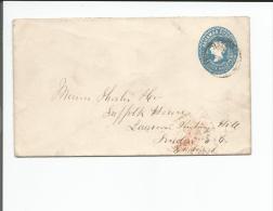 Bahamas, Lettre Entier Postal, Nassau - London (2195) - Bahamas (1973-...)
