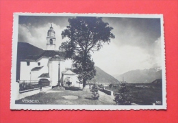 . Verscio - Ca 1910 ? - Schweiz Suisse Svizzera --- B. Locarno , Switzerland --- 18 - TI Tessin