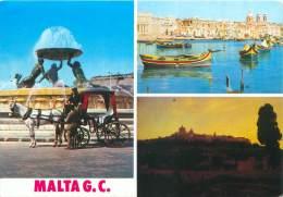 CPM - MALTA G.C. - Malte